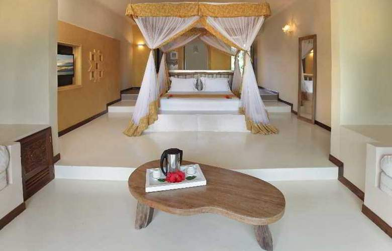 Gold Zanzibar Beach House spa - Room - 16