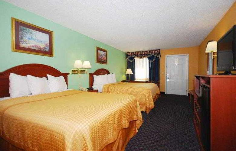 Best Western Executive Inn - Hotel - 8