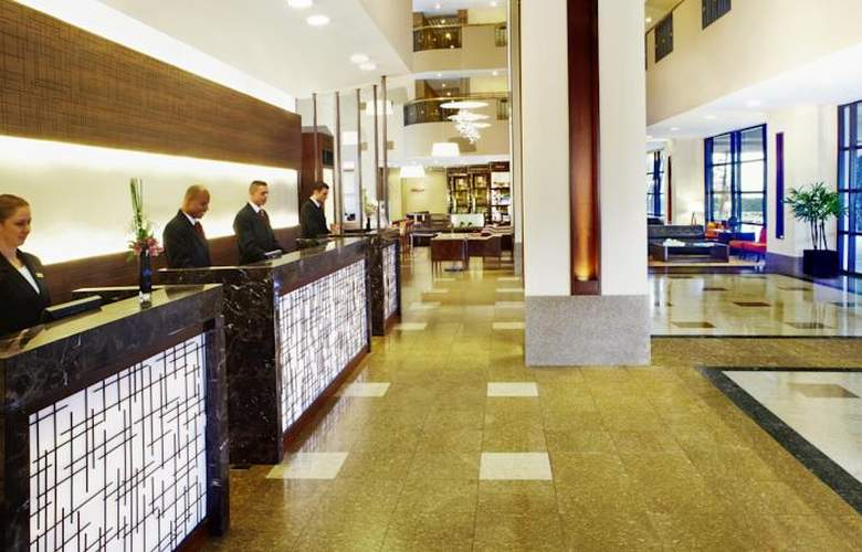 Sao Paulo Airport Marriott - General - 1