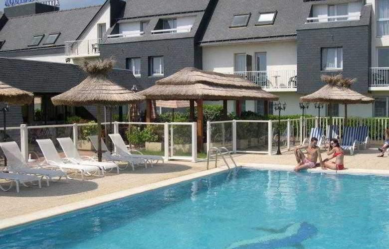 Inter-Hotel Aquilon Saint-Nazaire - Pool - 17