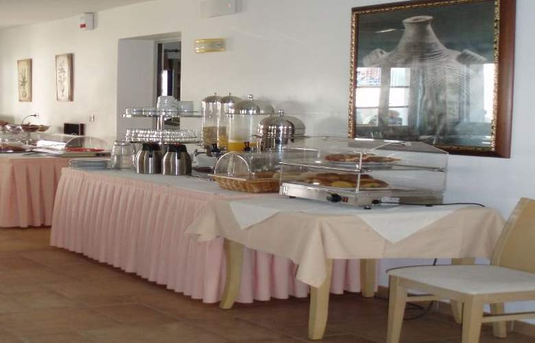 Katerina Hotel - Restaurant - 4