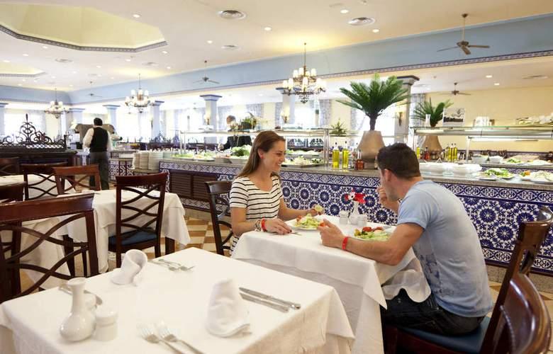 Riu Chiclana - Restaurant - 31