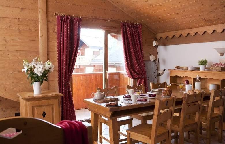 Residence Pierre & Vacances Premium Les Fermes du Soleil - Room - 8