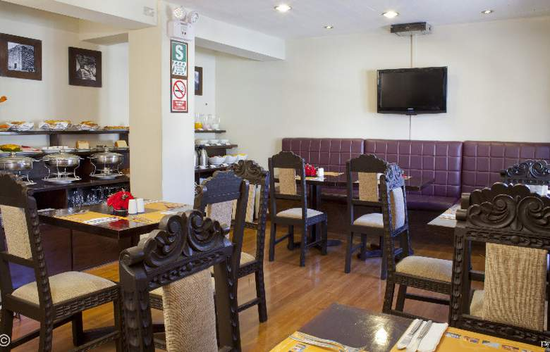 Sonesta Posadas del Inca Cusco - Restaurant - 5