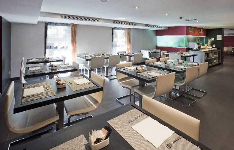 Ilunion Almirante - Restaurant - 9