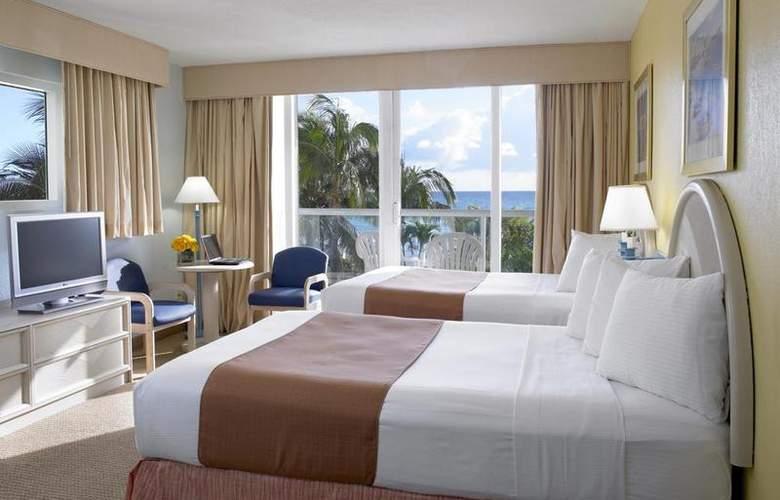 Best Western Plus Atlantic Beach Resort - Room - 78