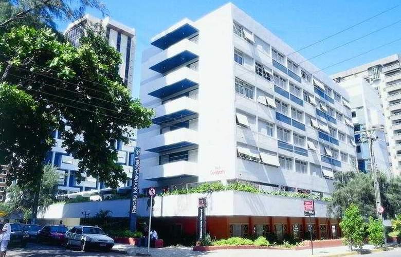 Recife Monte Hotel - General - 2