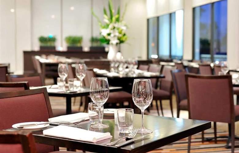 Novotel Melbourne Glen Waverley - Restaurant - 73