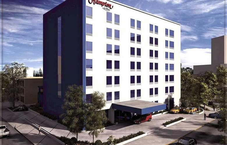 Hampton Inn By Hilton Guadalajara - Expo - Hotel - 8