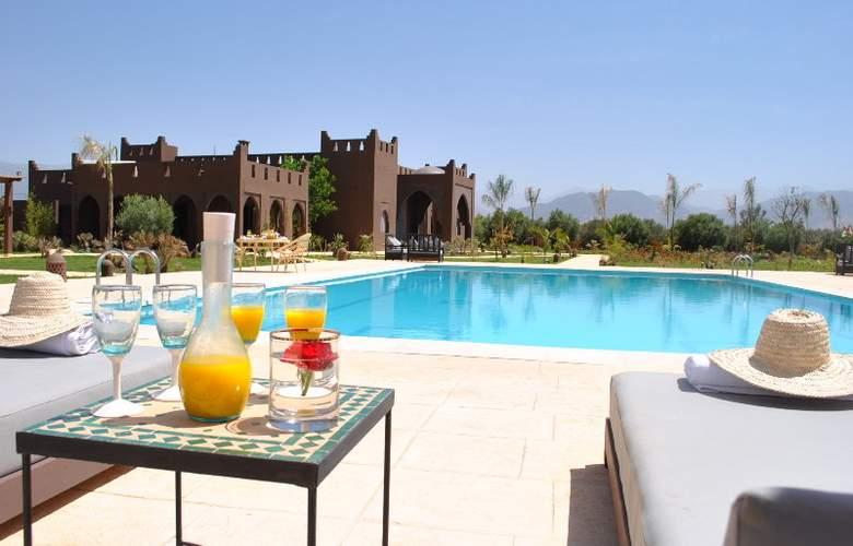 Kasbah Igoudar Boutique hotel & Spa - Pool - 18