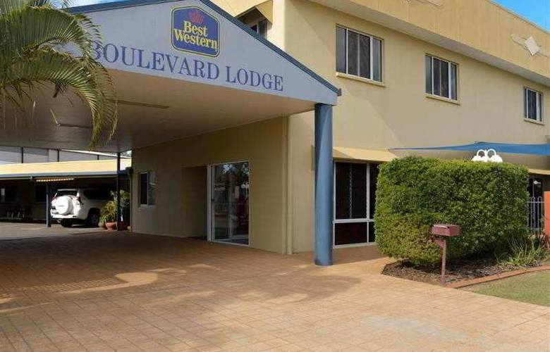 BEST WESTERN Boulevard Lodge - Hotel - 20