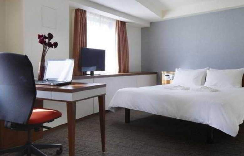 Hachioji Plaza Hotel - Room - 5