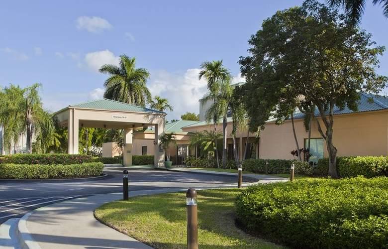 Courtyard Miami Airport West Doral - Hotel - 0