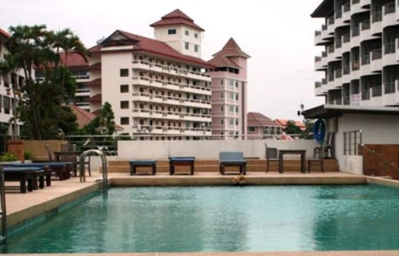 Jomtien Plaza Residence Pattaya - Hotel - 0