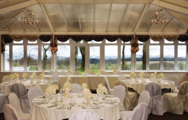 Best Western Dryfesdale - Restaurant - 380