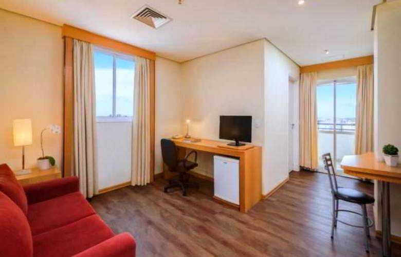 Blue Tree Tower Santo Andre - Room - 10
