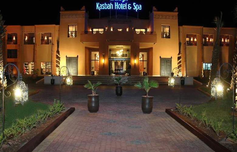 Zalagh Kasbah Hotel & Spa - Hotel - 0