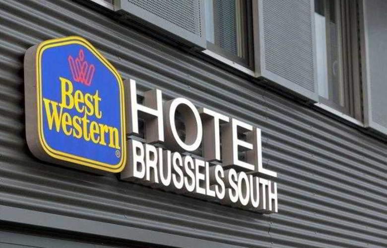 Best Western Brussels South - Hotel - 5