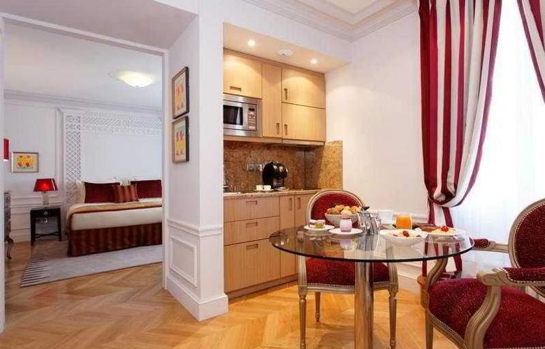 Villa & Hotel Majestic - Room - 5