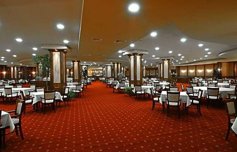 Morsko Oko Garden - Restaurant - 4