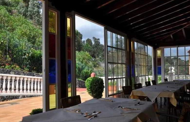 Breñas Garden Aparthotel - Restaurant - 8