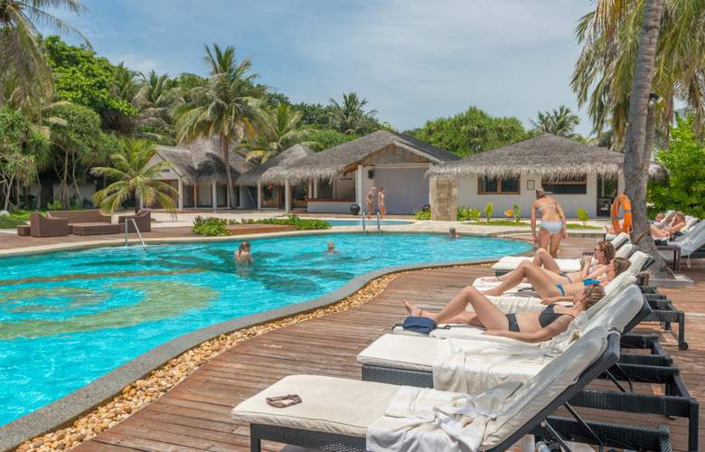 Palm Beach Resort & Spa Maldives - Pool - 3