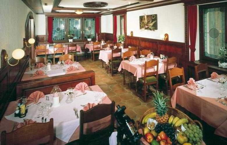 Minotel Central - Restaurant - 4