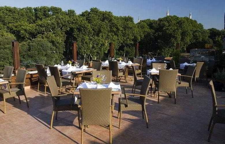 Sirkeci Konak - Sirkeci Group - Terrace - 6