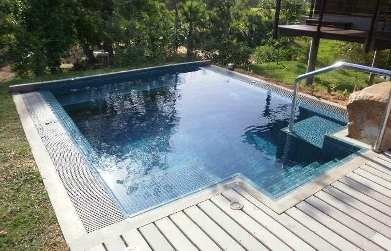 Ulagalla Walawwa - Pool - 5