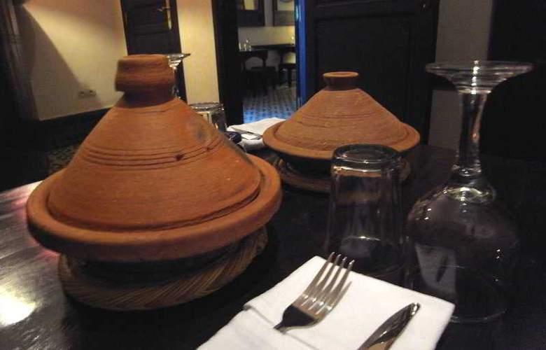 Riad Bazaar Cafe - Restaurant - 8