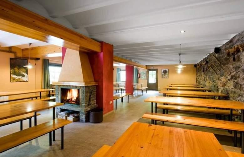 L´Orri del Pallars Bungalows - Restaurant - 15