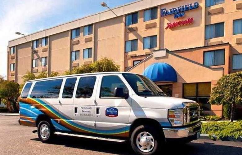 Fairfield Inn Portsmouth Seacoast - Hotel - 7