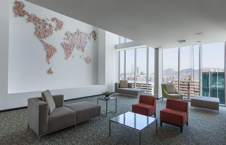 Hyatt Place Santiago/Vitacura - General - 0