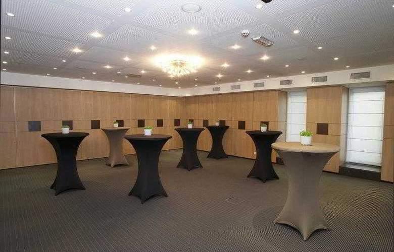 Best Western Premier Keizershof - Conference - 7