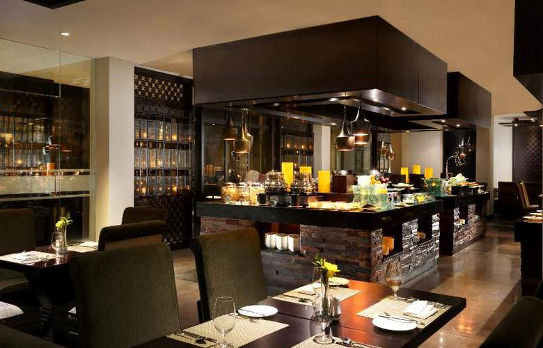 Bali Nusa Dua Hotel & Convention - Restaurant - 4