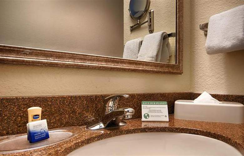 Best Western Plus Newport News Inn & Suites - Room - 29