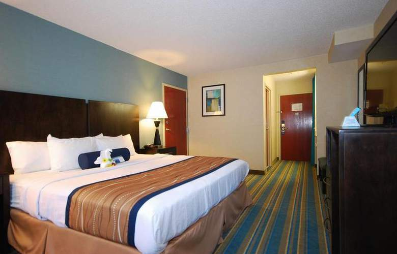 Berkshire Hills Inn & Suites - Room - 86
