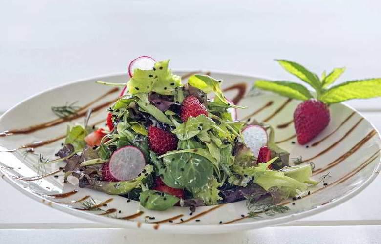 Ostraco Luxury Suites - Restaurant - 24