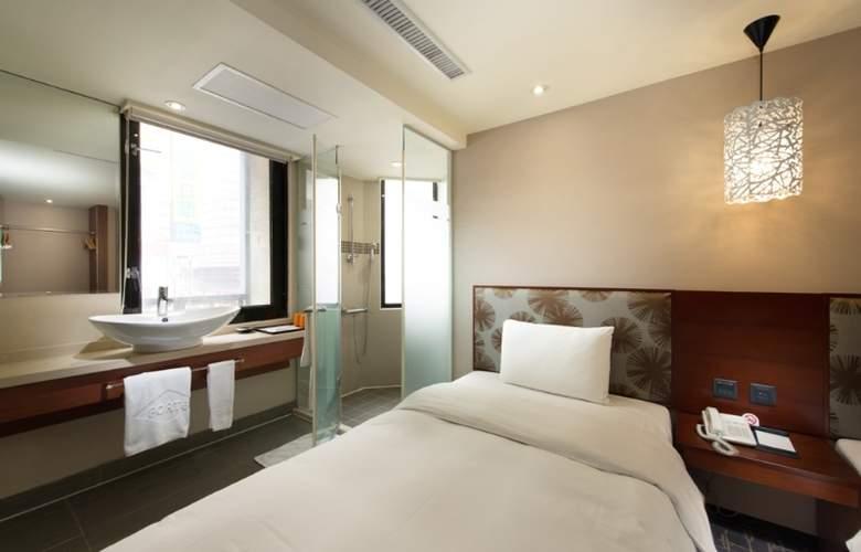 Orange Hotel-Guanqian, Taipei - Room - 11