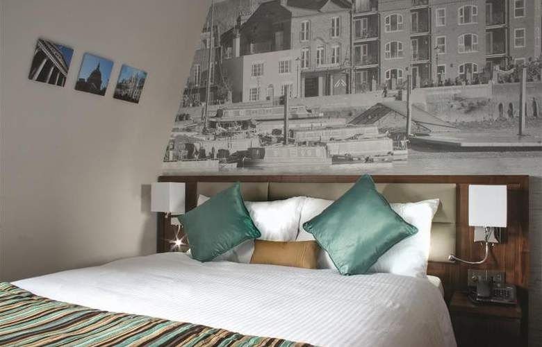 Best Western Plus Seraphine Hotel Hammersmith - Room - 72