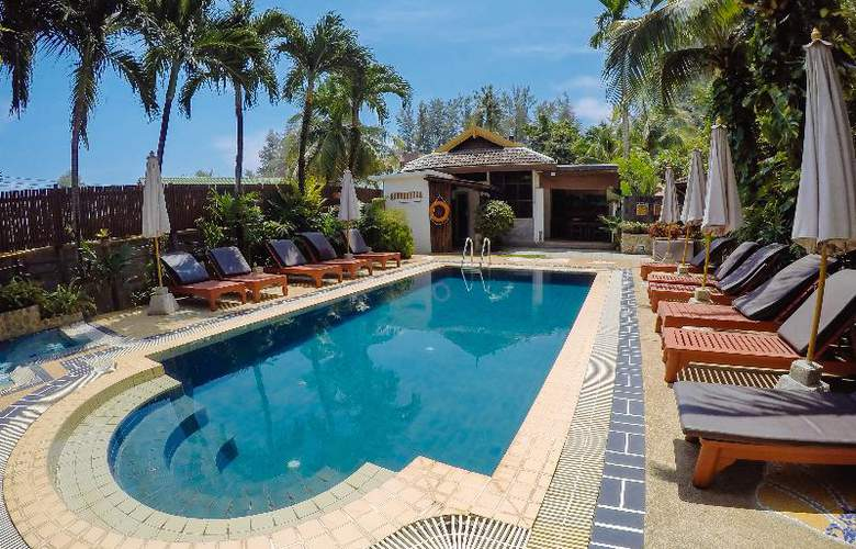 Bangtao Beach Chalet Phuket - Pool - 57