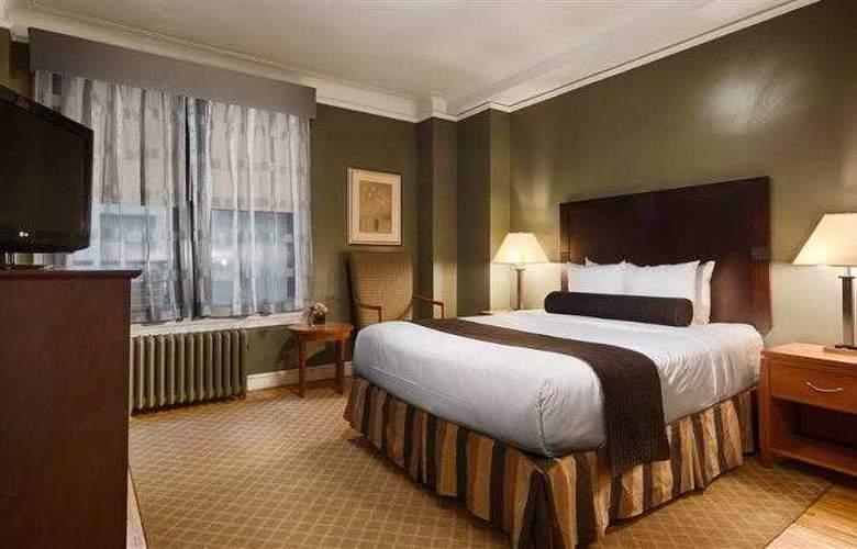 Best Western Plus Hospitality House - Apartments - Hotel - 47