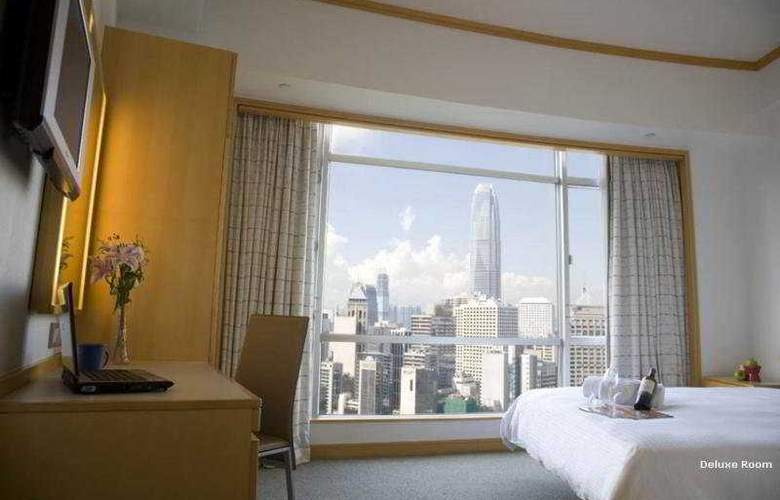 The Garden View Hong Kong - Room - 3