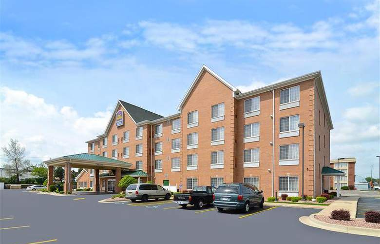 Best Western Executive Inn & Suites - Hotel - 80