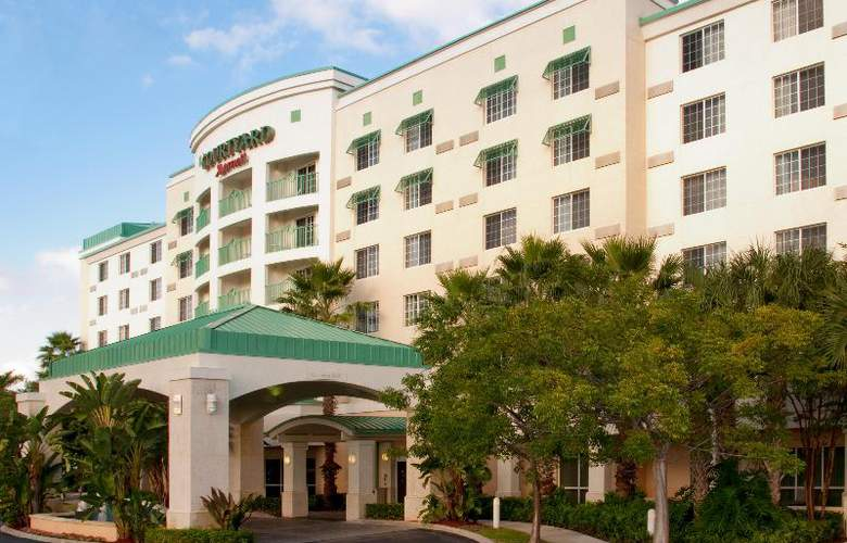 Courtyard Ft Lauderdale Airport & Cruise Port - Hotel - 4