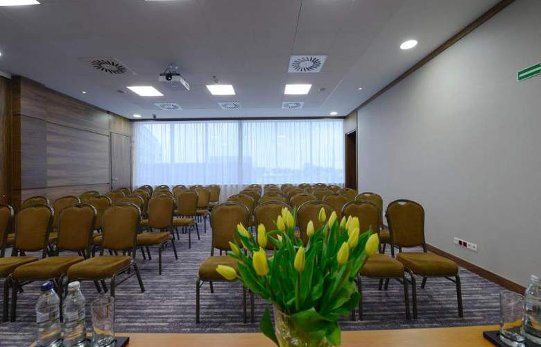 Haston City Hotel - Conference - 18