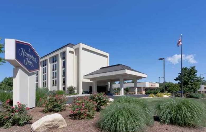 Hampton Inn Charlottesville - Hotel - 0