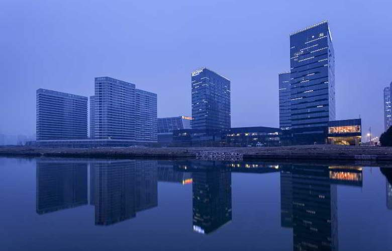 Pan Pacific Serviced Suites Ningbo - Hotel - 7