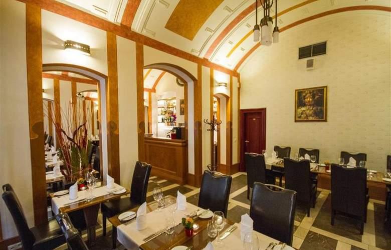 Majestic Plaza Prague - Restaurant - 124
