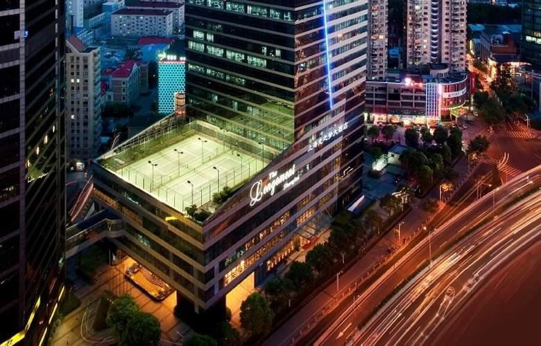 The Longemont  (Formerly The Regent Shanghai) - Hotel - 6